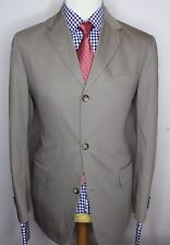 REISS LONDON LUXURY CONTEMPORARY SUIT 100% WOOL 38x30x30