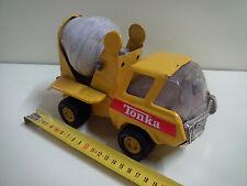Betoniera camioncino Tonka 70/80 vintage old cement mixer