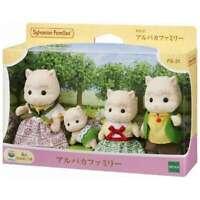 Sylvanian Families ALPACA FAMILY FS-31 Calico Critters Japan