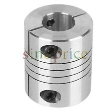 6.35mm(1/4 inch) x 12mm CNC Flexible Coupling Shaft Coupler Encode Connector