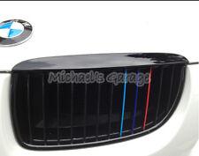 3pcsX BMW Kidney Front Grill M Sport Color Stripe Edge Sticker E30 E36 E90 M3 X3