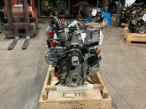 2019 Perkins 85E-E34T Diesel Engine, 55HP . All Complete & Run Tested.
