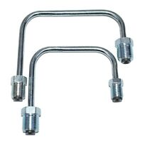 A-Team Performance Ford Proportioning Valve Lines Zinc Use With MC7161