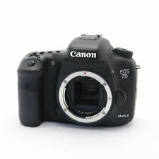 [Near Mint] Canon EOS 7D Mark II 20.2MP Digital SLR Camera Low Shutter Count