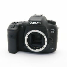 [Near Mint] Canon EOS 7D Mark II 20.2MP Digital SLR Camera Shutter Count 14356