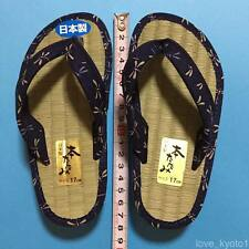F/S Japanese Tatami Straw mat Zori Sandals for young boy 17cm from Japan