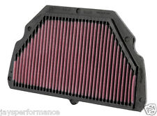 HONDA CBR600F4 (99-00) K&N HIGH FLOW AIR FILTER ELEMENT HA-6099