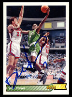 Dee Brown #252 signed autograph auto 1992-93 Upper Deck Basketball Card
