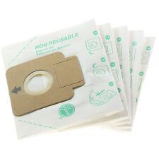 Genuino HOOVER H64 Aspirapolvere Carta Sacchetti di Polvere 5 Pack