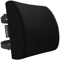 FORTEM Office Chair Lumbar Support Pillow, Back Cushion, Memory Foam, Washable