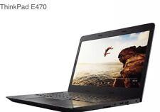 Lenovo ThinkPad E470 20H1003DUS 14  LCD Notebook - Intel Core i3 (6th Gen) i3-60