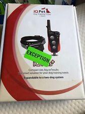 Dogtra iQ Plus e-collar Remote Trainer