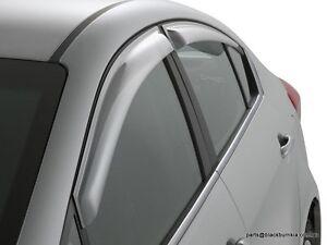 Kia Cerato YD 4 Door Sedan 08/2013 Onwards Weathershields AKA701026A