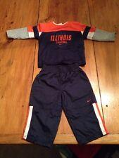 Illinois Illini Nike 12M Sports Football Outfit Kids