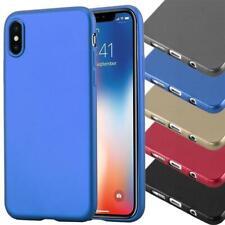 Case for Nokia Protection Cover Metallic matt colors Bumper Silicone TPU