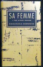 Sa Femme or The Other Woman Emmanuele Bernheim  HB/DJ 1st British ed FINE/VG+