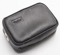 Rollei Bereitschaftstasche Kameratasche camera case Schwarz für Rollei 35 SE