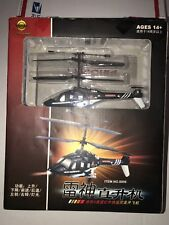 Remote control helicopter indoor/outdoor