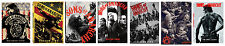 New Sealed Sons of Anarchy - The Complete Seasons 1-7 DVD 1 2 3 4 5 6 7 (Series)