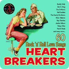 ROCK'N ROLL HEARTBREAKERS (LIMITED METALBOX ED)  3 CD NEU