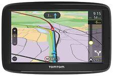 "TomTom VIA 52 5"" Sat Nav UK ROI Lifetime Traffic Maps Voice Control Bluetooth"