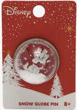 Disney Aristocats Marie Snow Globe Christmas holiday Pin Winter Loungefly NEW