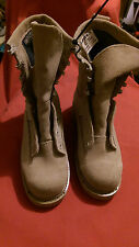 BATES, BOOTS COLD WEATHER GORETEX, DESERT TAN, SIZE 3- EXTRA- WIDE, NEW.
