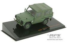 Peugeot P4 Militär - Baujahr 1985 - Armee Frankreich - 1:43 IXO SPT 004W