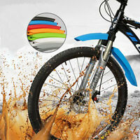 Mountain Bike Cycling Bicycle Bike Front Rear Dirt Mud Guard Mudguard Fender Set