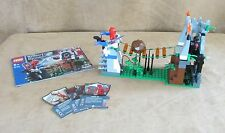 8778 Lego Complete Castle Knights' Kingdom II Border Ambush minifig instruction