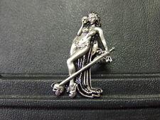 Pin ángel exterminador angel góticos - 4 x 2 cm
