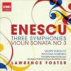 Enescu: Three Symphonies, Violin Sonata No. 3 (20th Century Classics) (Audio CD)