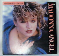 """MADONNA - Angel / Into the Groove - 12"""" 45 RPM Maxi Single - 1985 - Sire Records"""