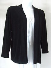 Travel Knit Drape Jacket, Polyester,Long sleeve, NEW, Jostar, stretchy wash&wear