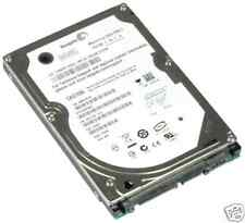 320GB Seagate Momentus Laptop SATA Hard Disk 5400 RPM