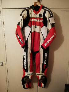 Spidi R Course One Piece Leathers
