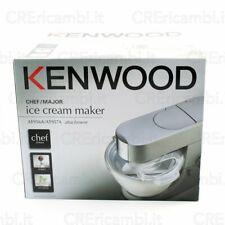 chef sense Kenwood kab956pl Eisbereiter-Dissertation 1 l