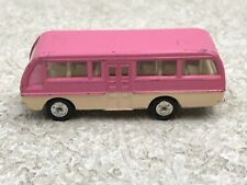 Vintage Tomica Mazda Light Bus No. 46 Pink S-1/88