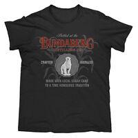 Bundy Bundaberg Rum CRAFTED Tee T-Shirt Sizes: S, M, L, XL, 2XL, 3XL (BUN038D)