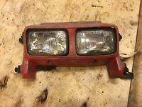 1985 HONDA 350X ATC HEADLIGHT 33110-HA5-000 61301-HA5-000 61309-HA5-000 C015