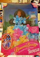 1996 Blossom Beauty Teresa friend of Barbie new in box never opened.