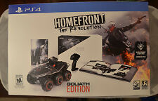 Homefront the Revolution Goliath Collector's Edition Sony PS4 New Sealed