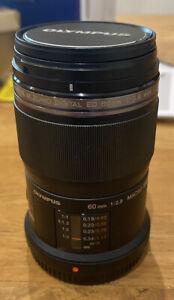 Olympus M Zuiko 60mm F2.8 Macro