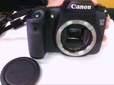 LOADED Canon EOS 70D Camera W/ 2 Lenses, 2 Tripods, Professional Mic, LOOKS GOOD