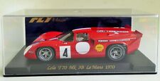 FLY CLASSIC LOLA T-70 MK 3-B LEMANS 1970 1:32 SLOT CAR NEW WITH CLEAR BOX