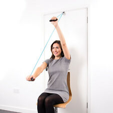 66fit™ Shoulder Exercise Pulley - Frozen Shoulders Physiotherapy Rehabilitation