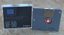 BRAND NEW CANON VF-50 VIDEO FLOPPY DISK