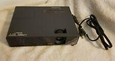 ViewSonic PJ358 XGA 3LCD Projector 2000 Lumens 70 Lamp Hours No Remote