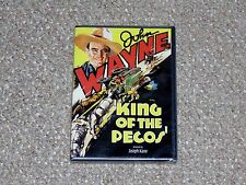 King of the Pecos DVD 2013 Brand New Olive Films John Wayne