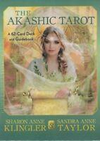 The Akashic Tarot by Sharon Anne Klinger & Sandra Anne Taylor (NEW & Sealed)